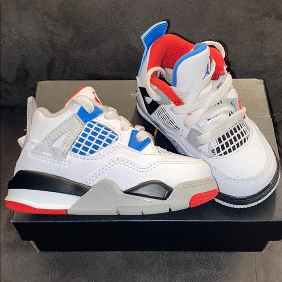 Jordan Shoes | Kids Jordan 4s | Poshmark